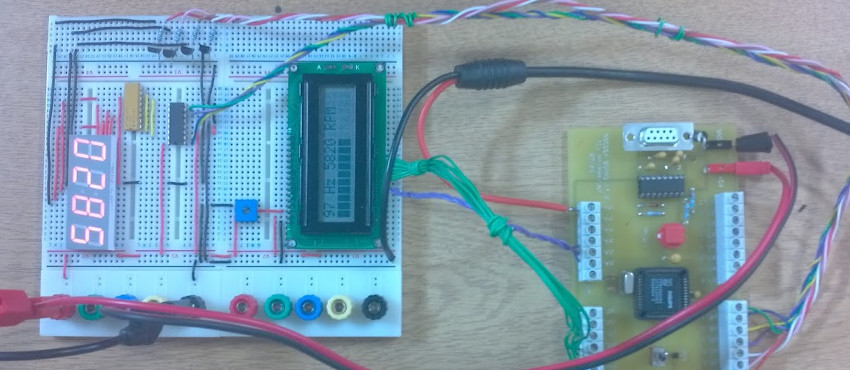 Simple library for driving 20x4 LCD with 4bits - MORF - Coding And